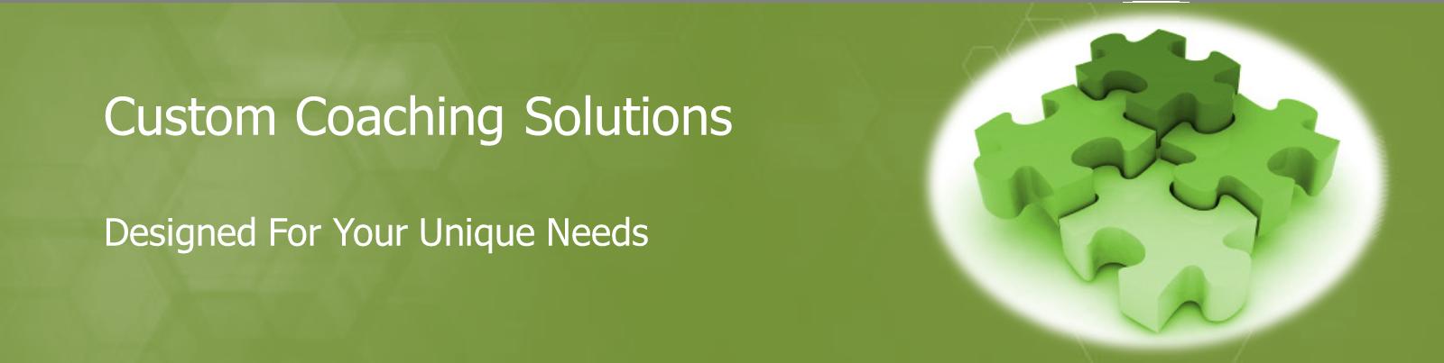 Cutsom Coaching Solutions