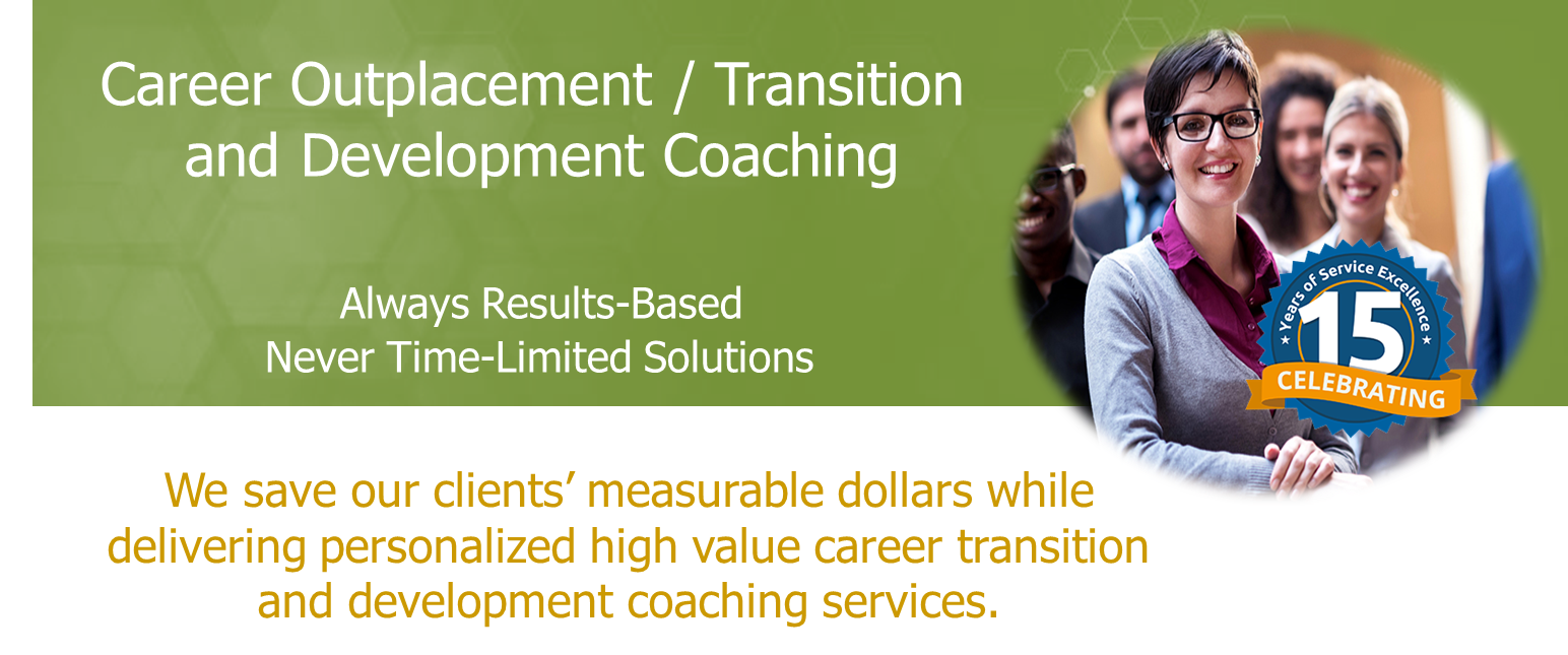 Career Outplacement/ Transition Coaching