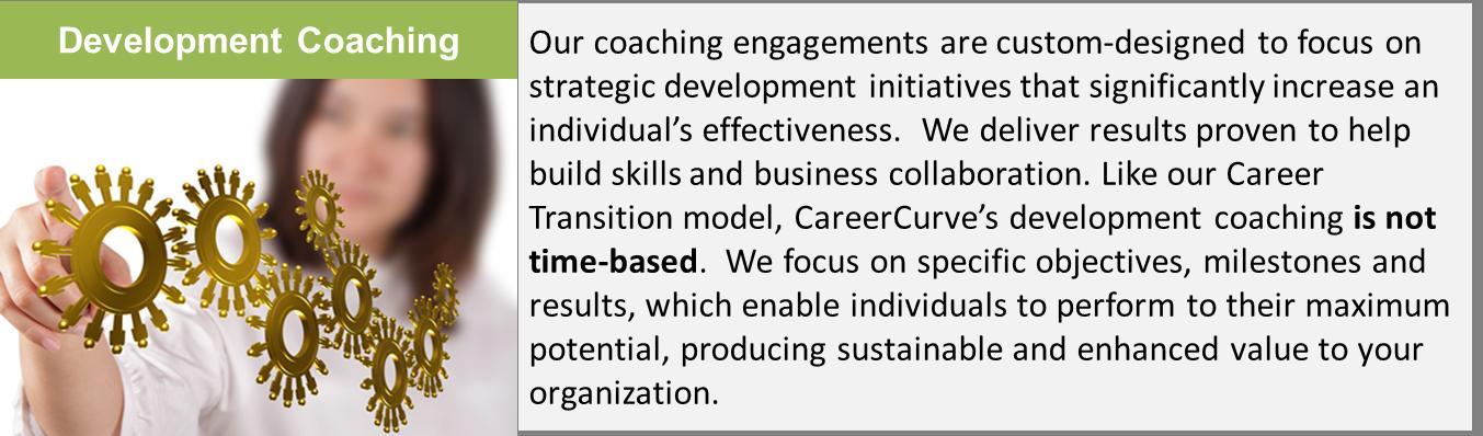 Development Coaching