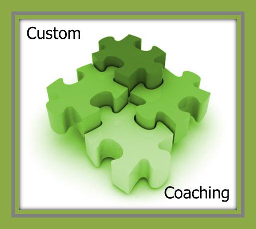Customized Coaching